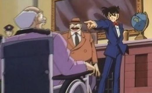 Detective conan - Case closed Season 1 Episode 1 - Roller Coaster Murder Case